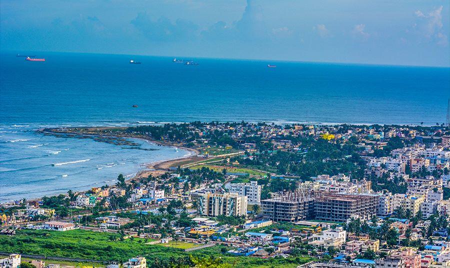 3 Days In Visakhaptnam - The Port CITY