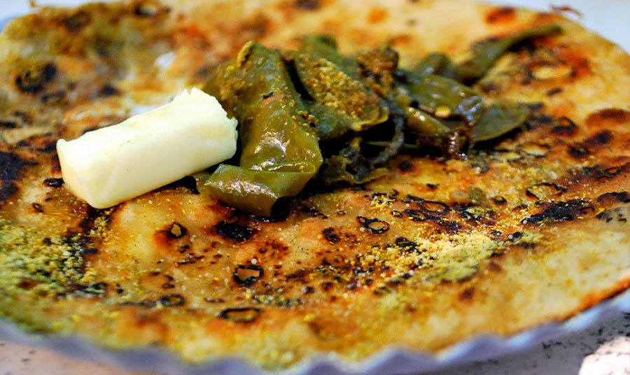 If you're talking Delhi, let's talk paranthas!