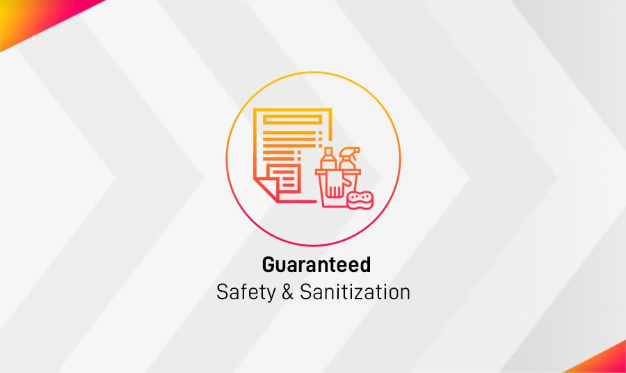 The Ginger 5G Safety Assurance Promises to Provide Guaranteed Safety and Sanitization