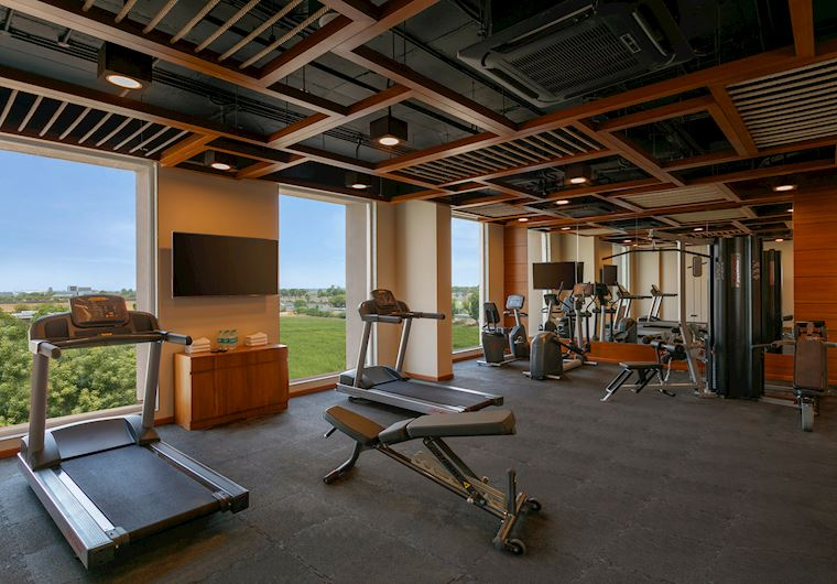 Fitness Center of Ginger Hotels