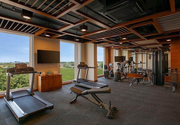 Fitness Center of Ginger Hotels