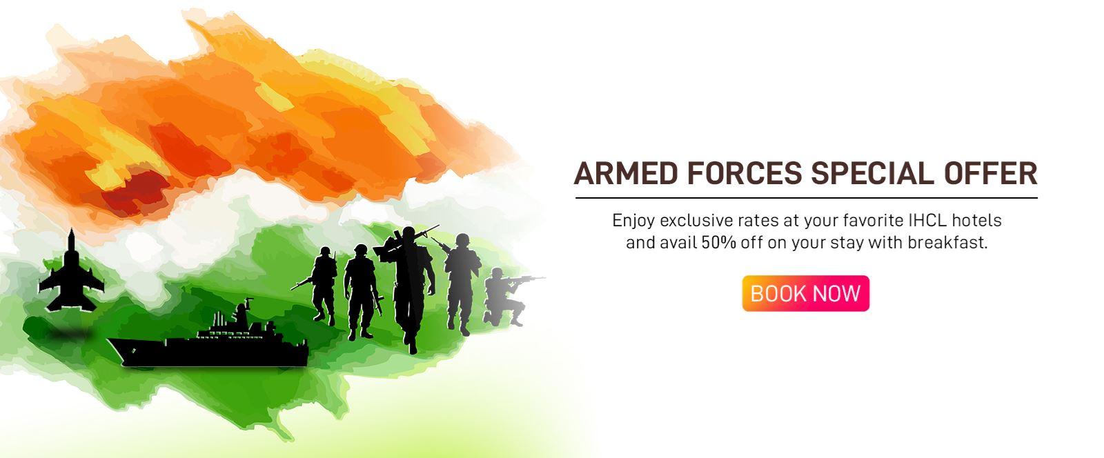 Armed Forces Offer