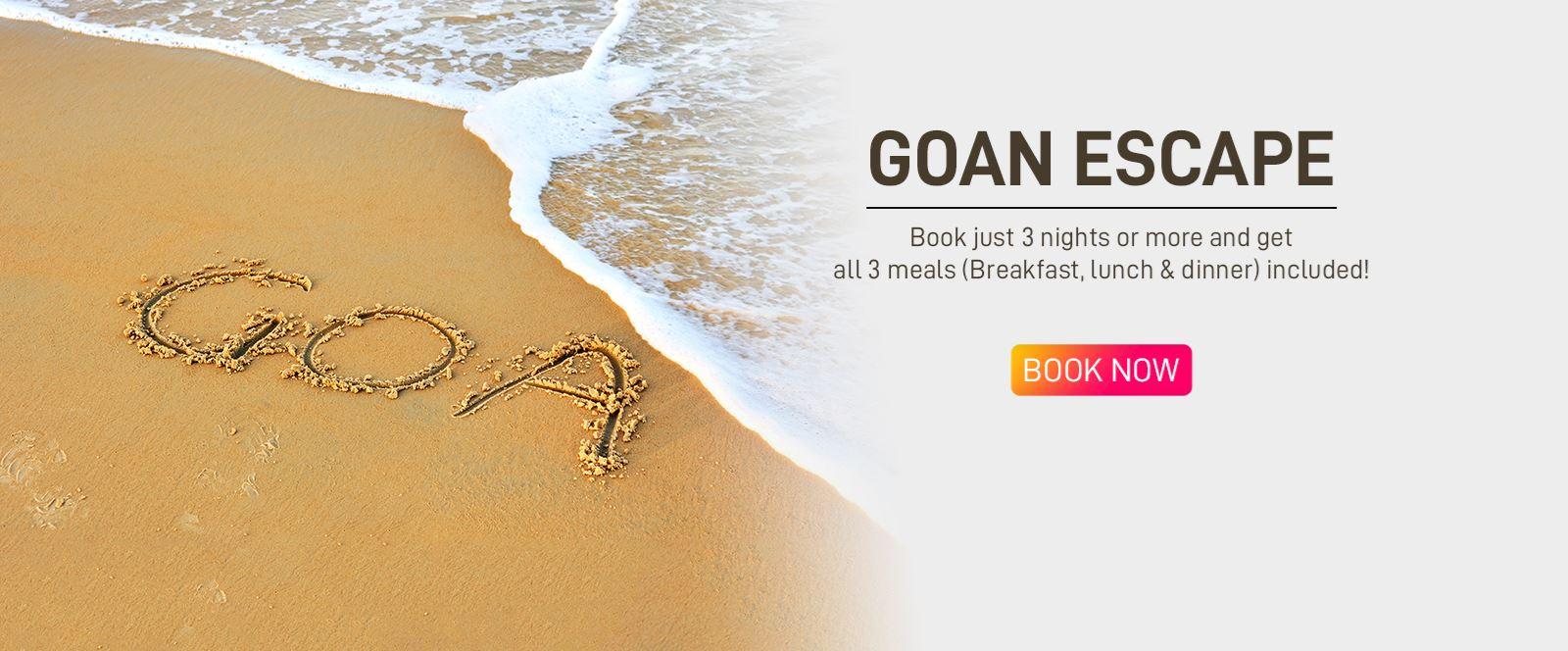 Goa Escapes