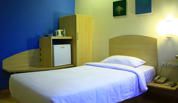 Ginger Hotel Delhi Room Tariff