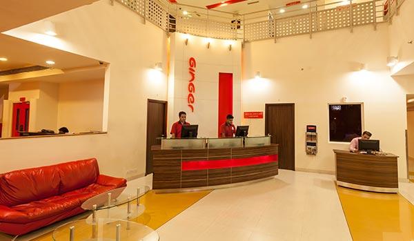 Smartly Designed Budget Hotels In Surat Ginger Hotels