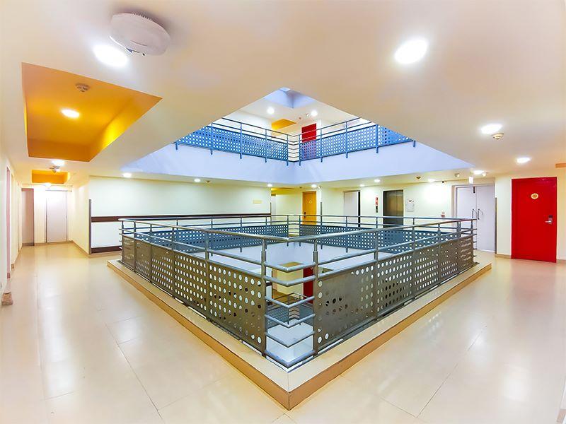 Floor Area at Ginger Guwahati