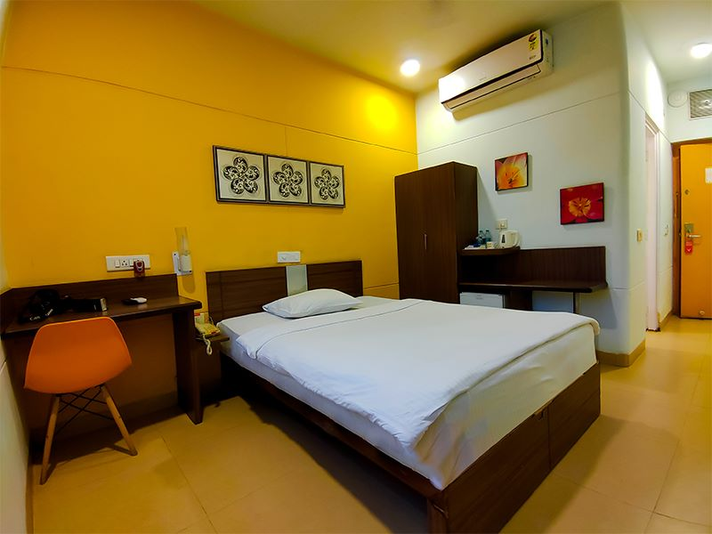 Standard Room at Ginger Guwahati