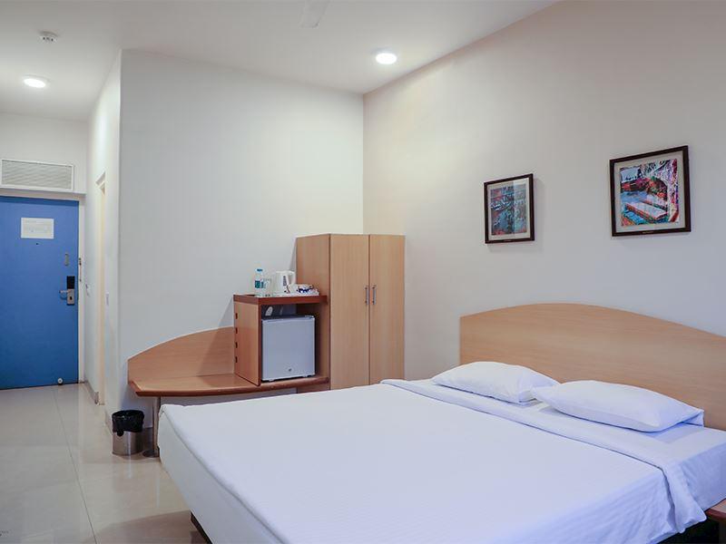 Accommodation at Ginger Nashik