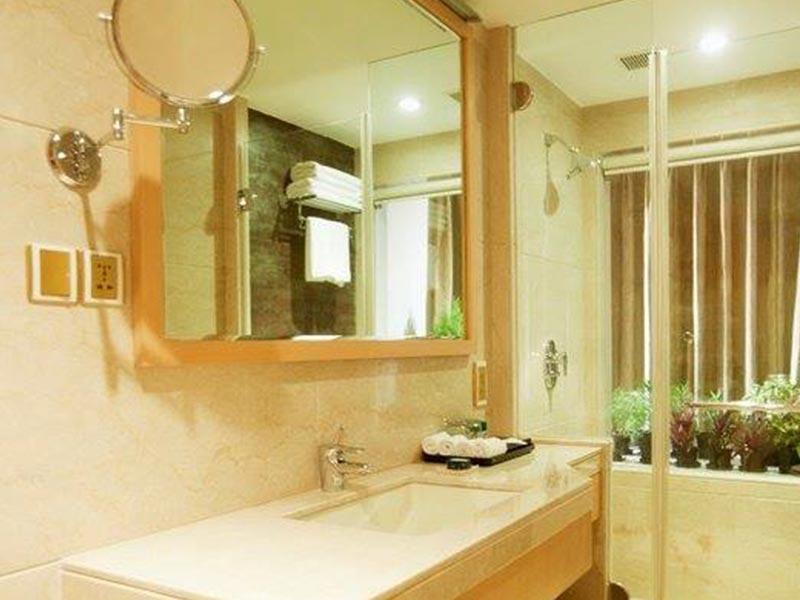 Bathroom of Ginger Goa