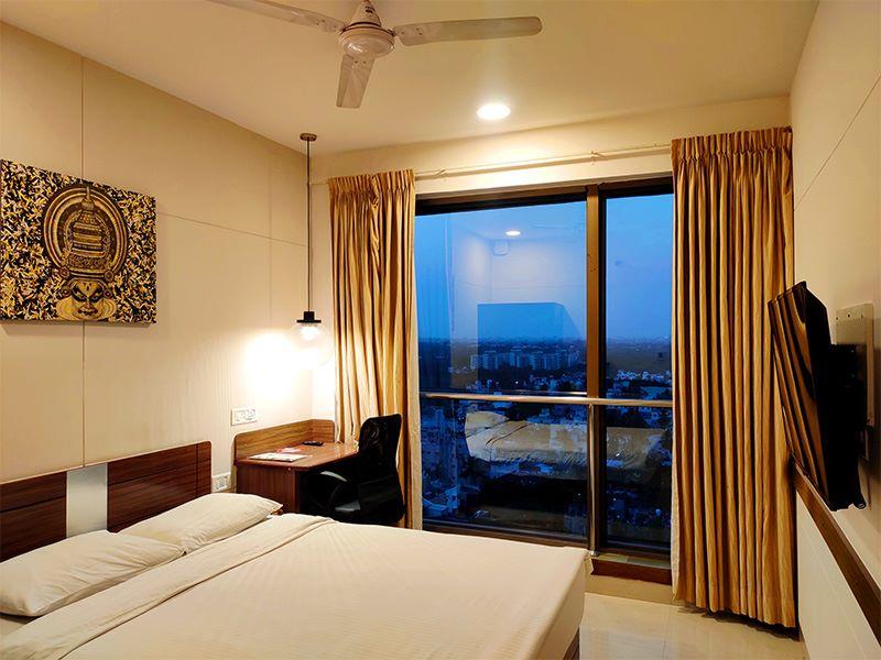 Standard Bed Room at Ginger Chennai (Tharamani, IITM)