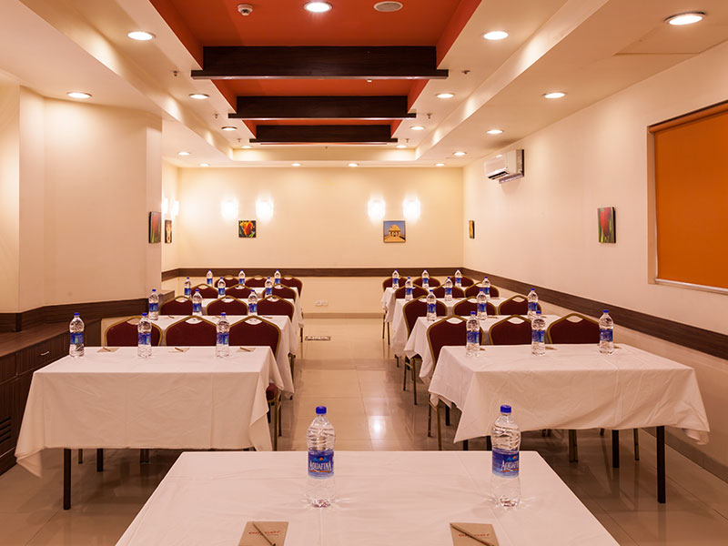 Conference at Ginger Indore