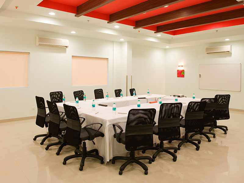 Conference Room at Ginger Tirupur