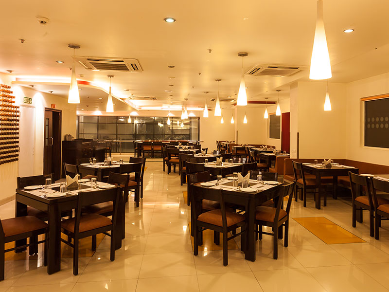 Dining Area in Ginger Indore