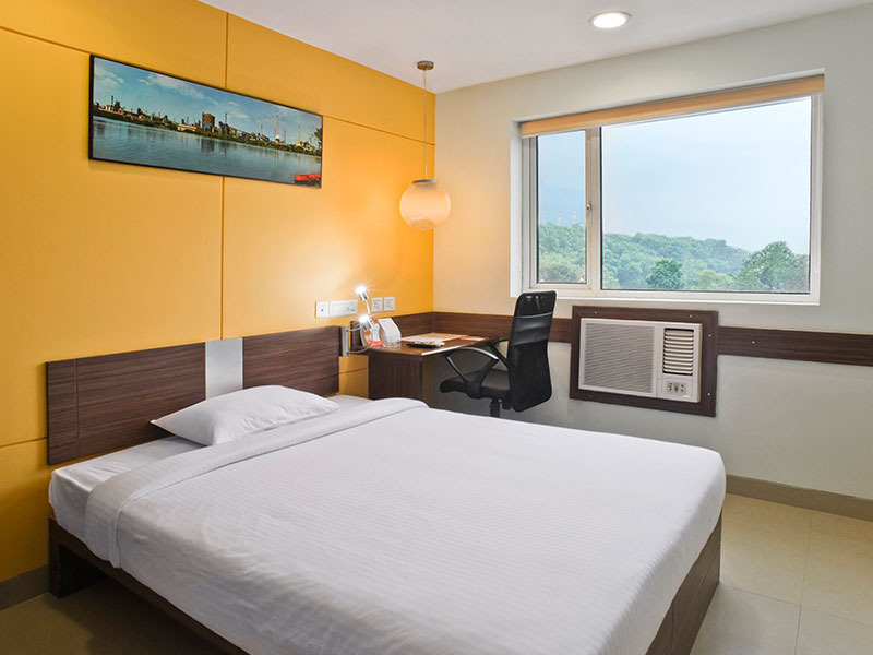 Double Room at Ginger Jamshedpur