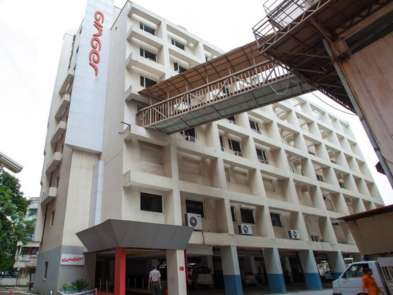 Front View of Ginger Ahmedabad (Vastrapur)