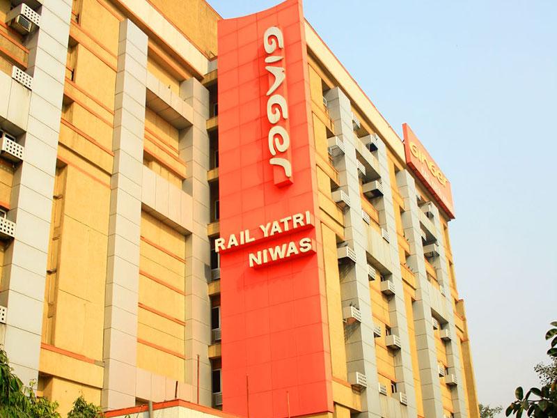 Front View of Ginger Delhi RYN