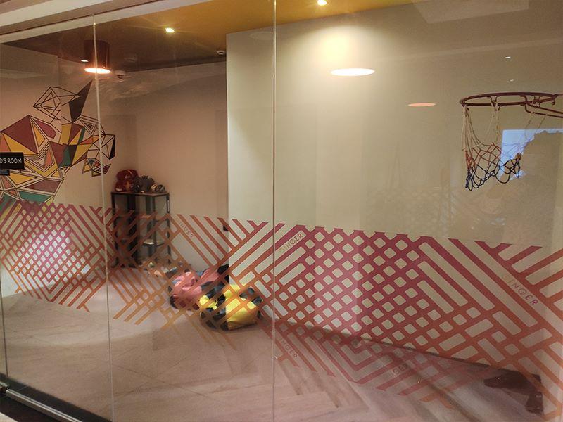 Games Room in Ginger Hotels Goa Panjim
