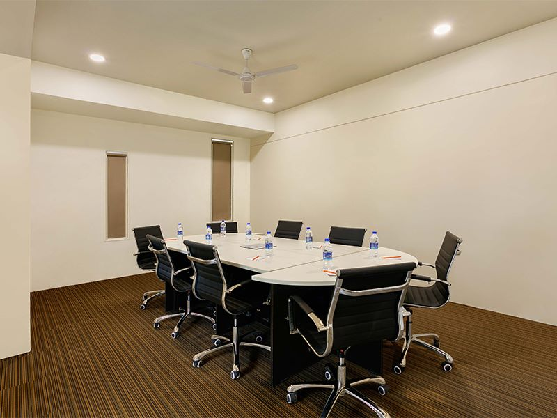 Meeting Room at Ginger Aurangabad