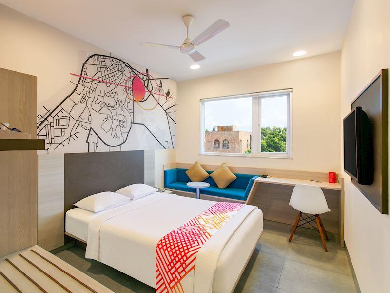 Luxe Room in Ginger Bhubaneshwar