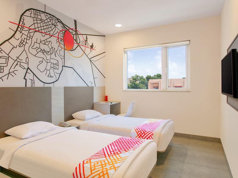 Luxe Twin Room at Ginger Bhubaneshwar