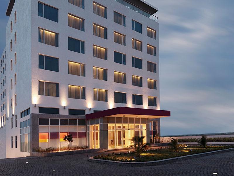 Ginger Hotels Dwarka
