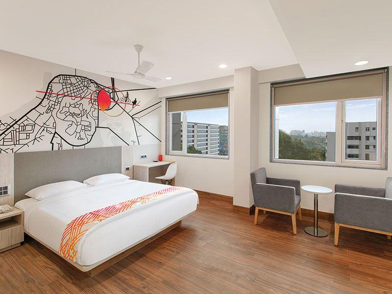 Ginger Patna Room