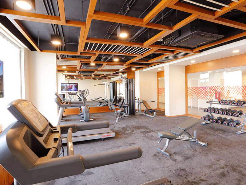 Ginger Sanand Gym