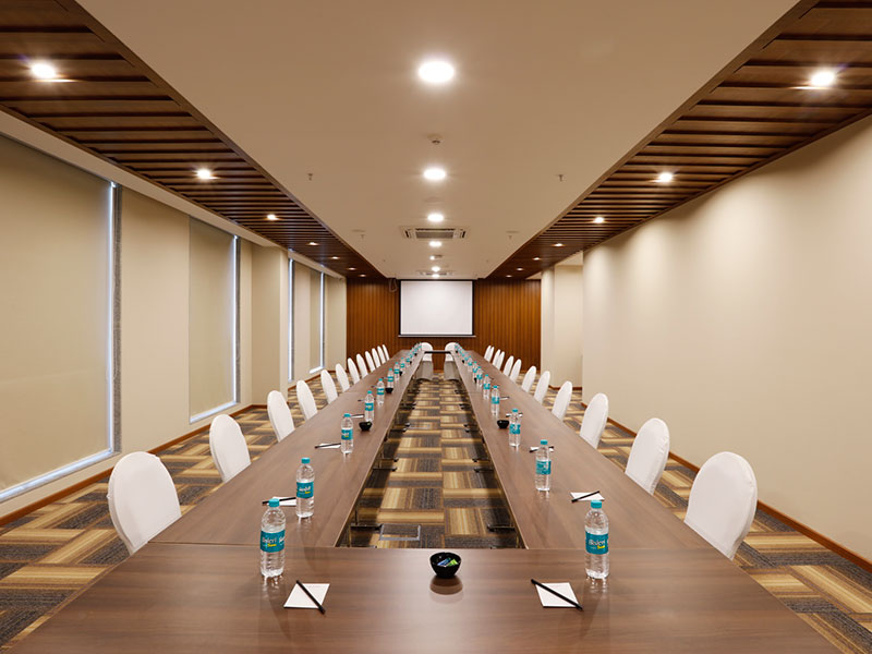 Ginger Sanand Meeting Room