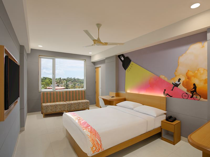 Rooms at Ginger Goa, Madgaon