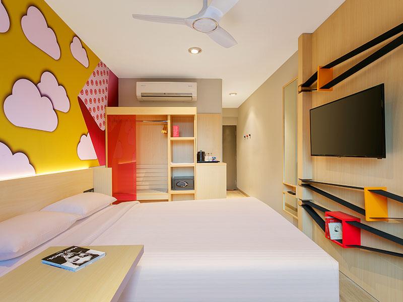 Room in Ginger Pune Wakad
