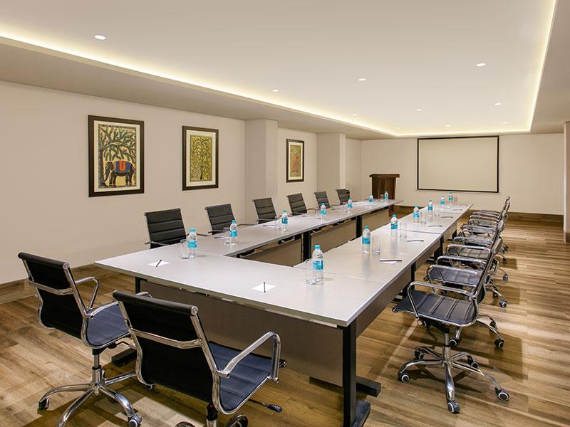 Meeting Room of Ginger Pune Wakad
