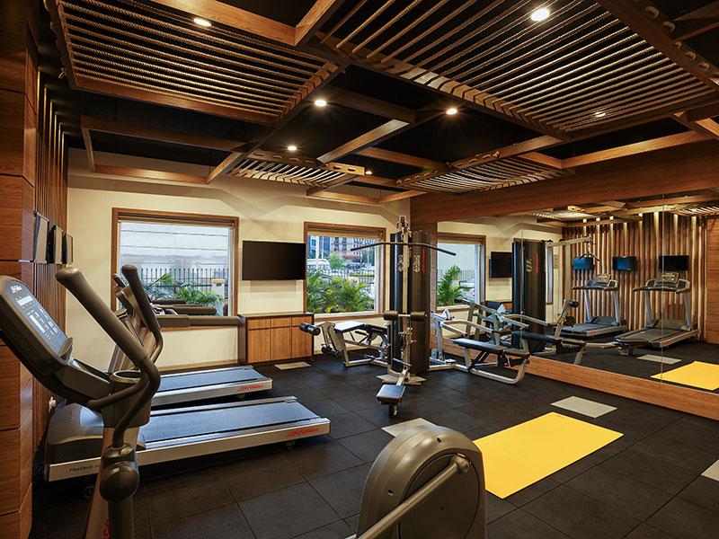 Fitness Center in Ginger Pune Wakad
