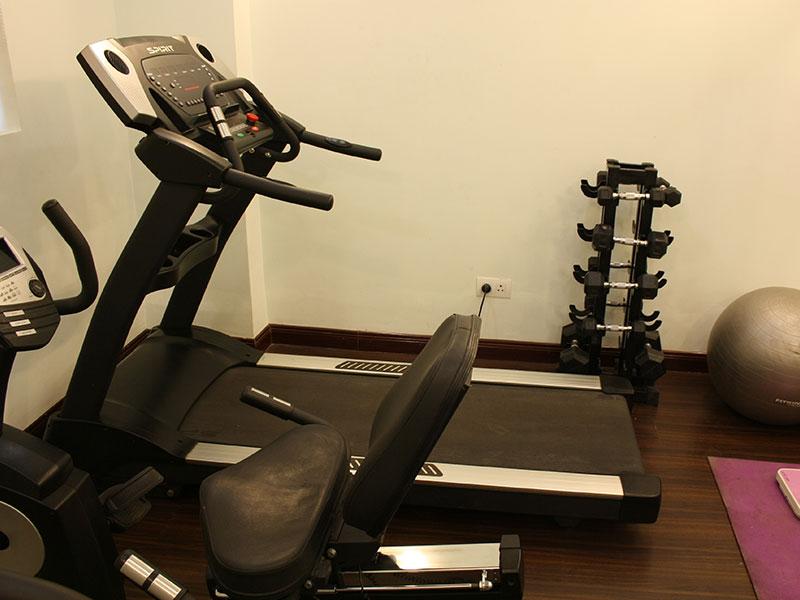Gym at Ginger Faridabad