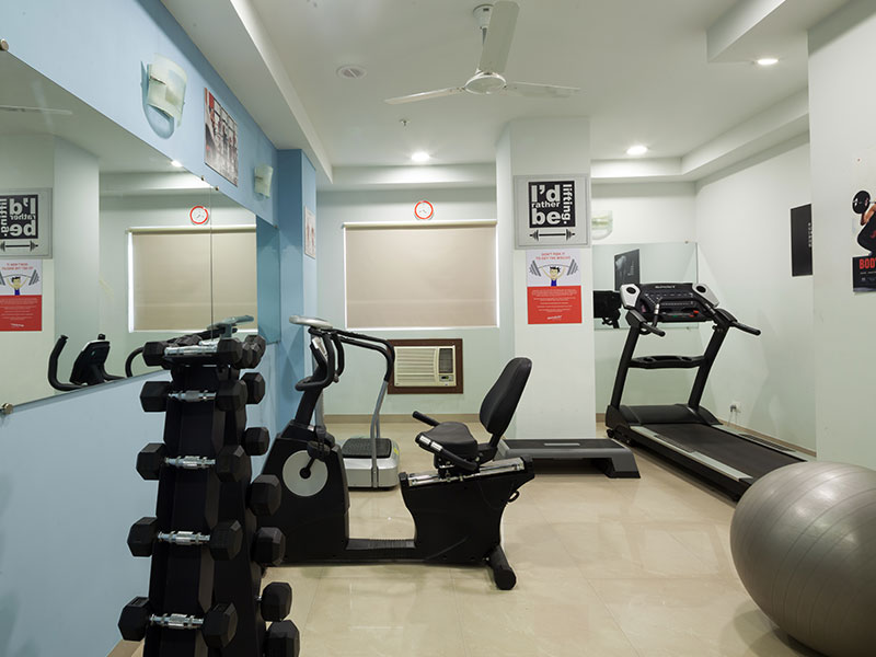 Gym at Ginger - Mumbai (Mahakali)