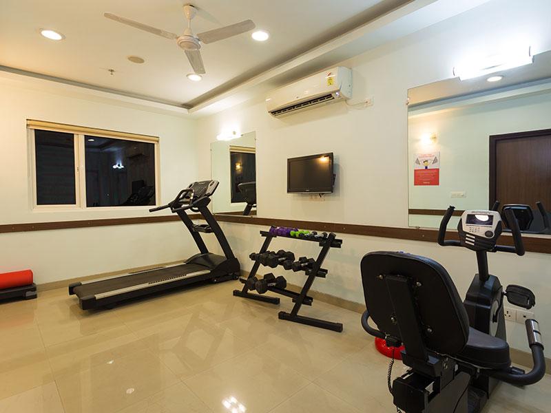 Gym at Ginger Noida Sector 63