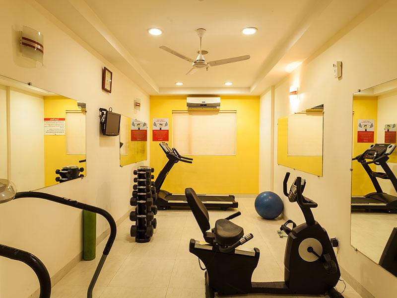 Gym at Ginger Surat