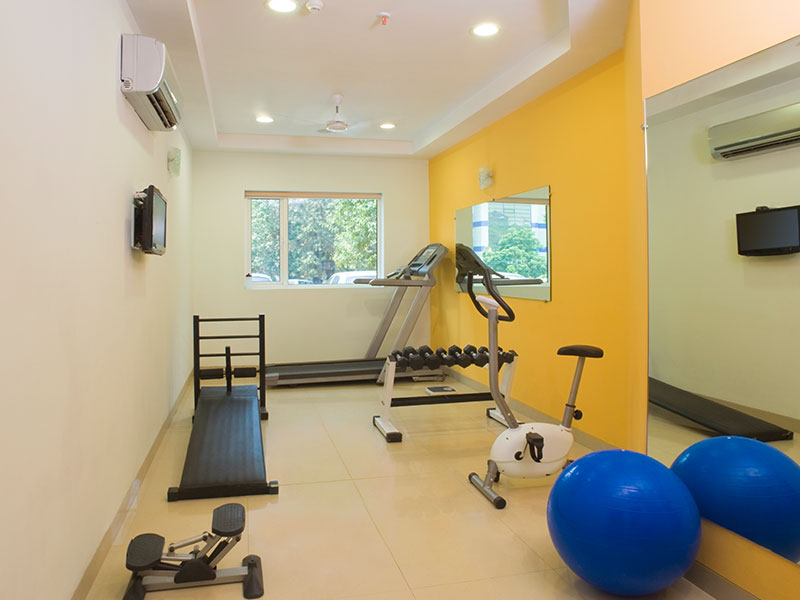 Gym in Ginger Guwahati