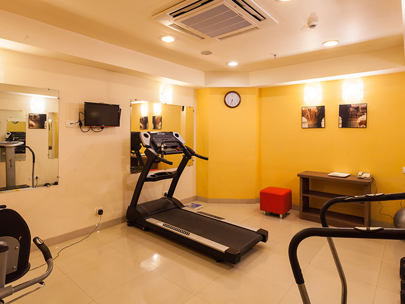Gym in Ginger Indore