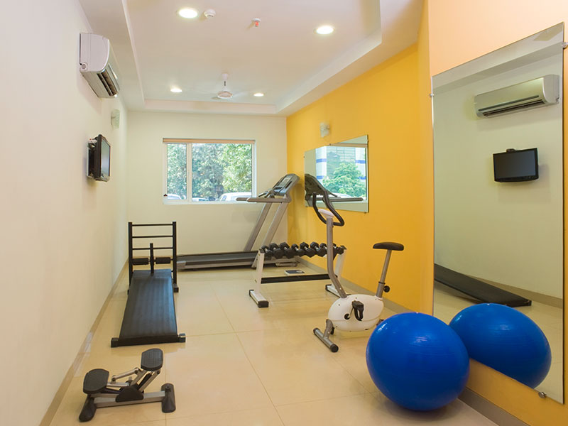 Gym in Ginger Jamshedpur