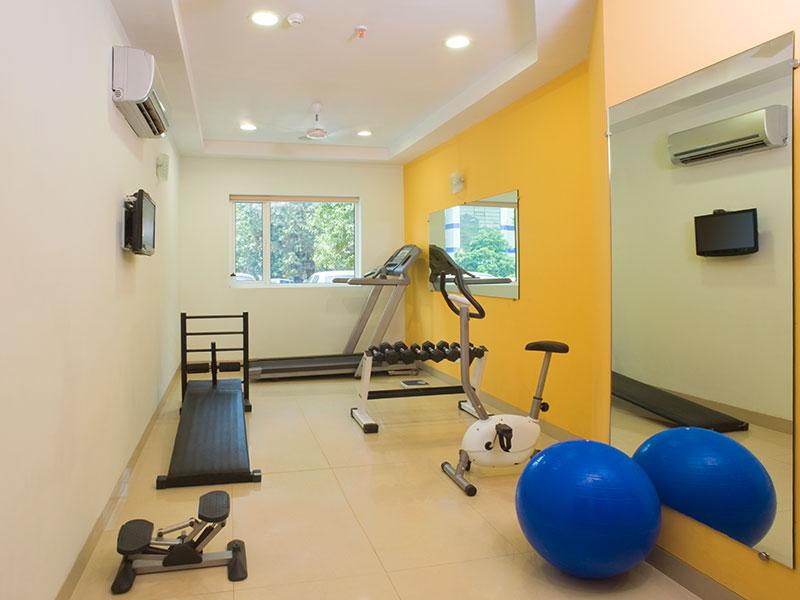 Gym in Ginger Jamshedpur