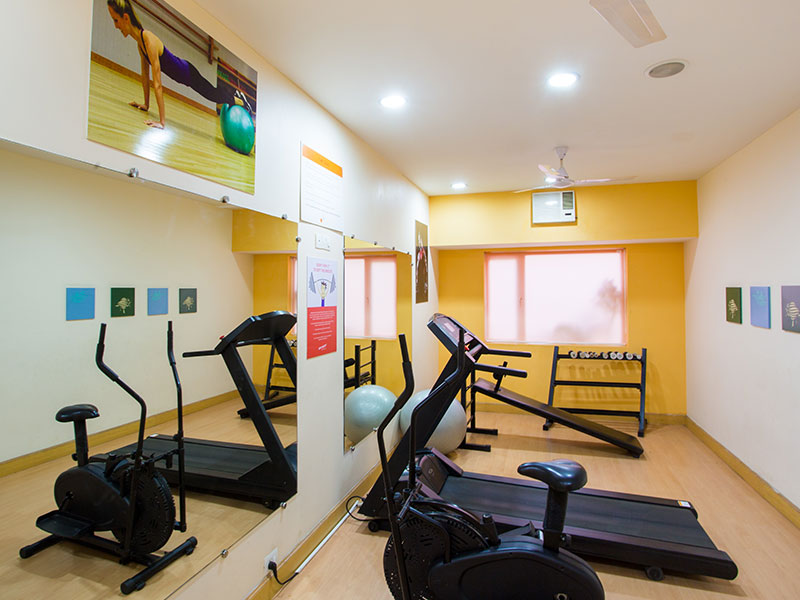 Gym in Ginger Mysore