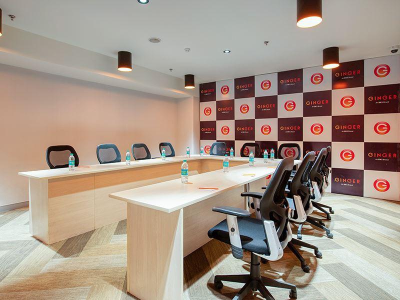 Meeting at Ginger Noida City Center