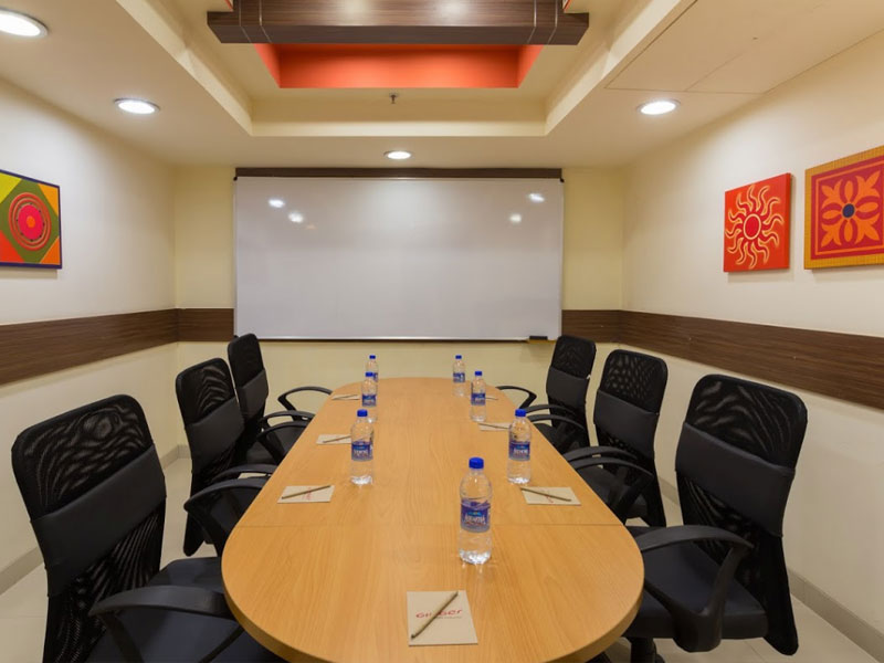 Meeting Room at Ginger Chennai (Tharamani, IITM)