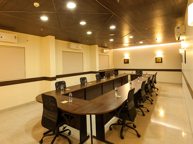 Meeting Room at Ginger Jaipur