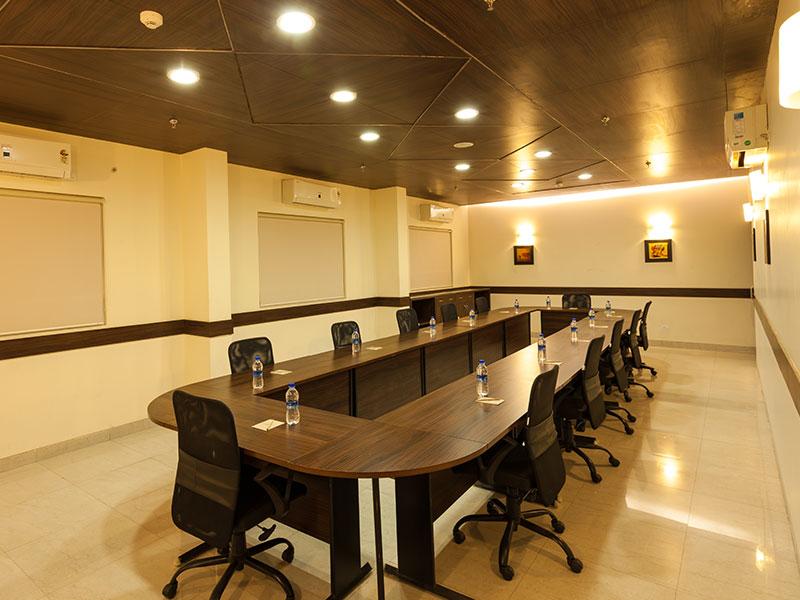 Meeting Room at Ginger Jaipur