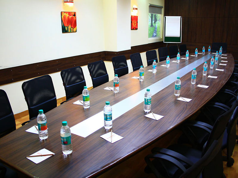 Meeting Room at Ginger Manesar