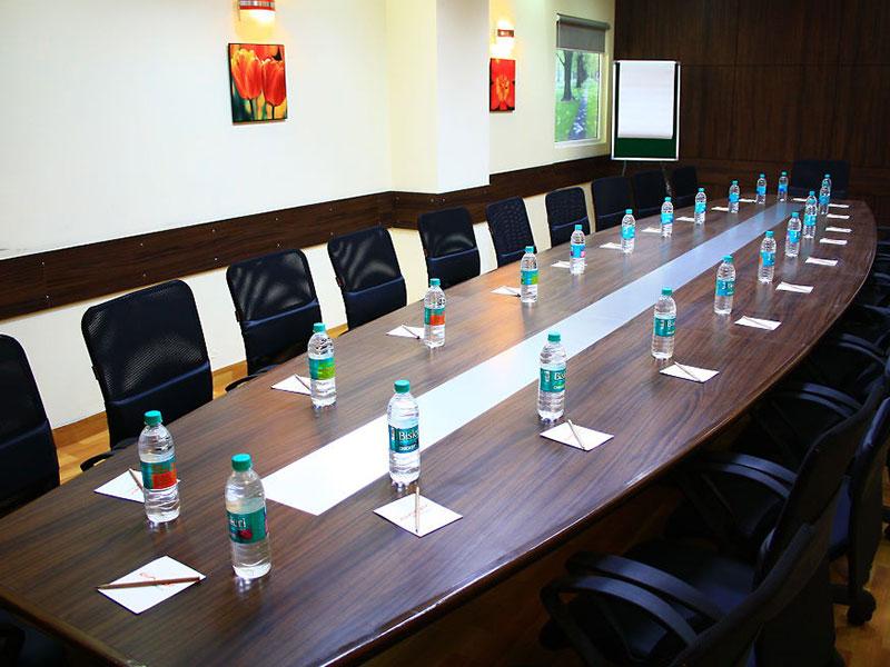 Meeting Room at Ginger Manesar