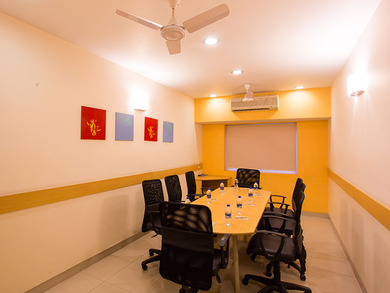 Meeting Room at Ginger Mysore