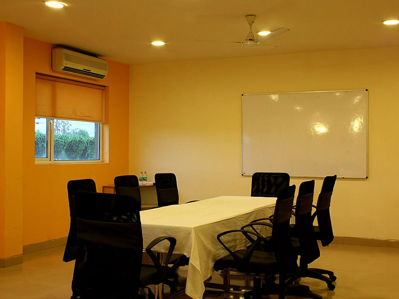 Meeting Room at Ginger Pantnagar