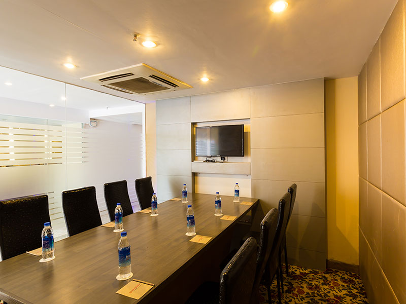Meeting Room at Ginger Vizag